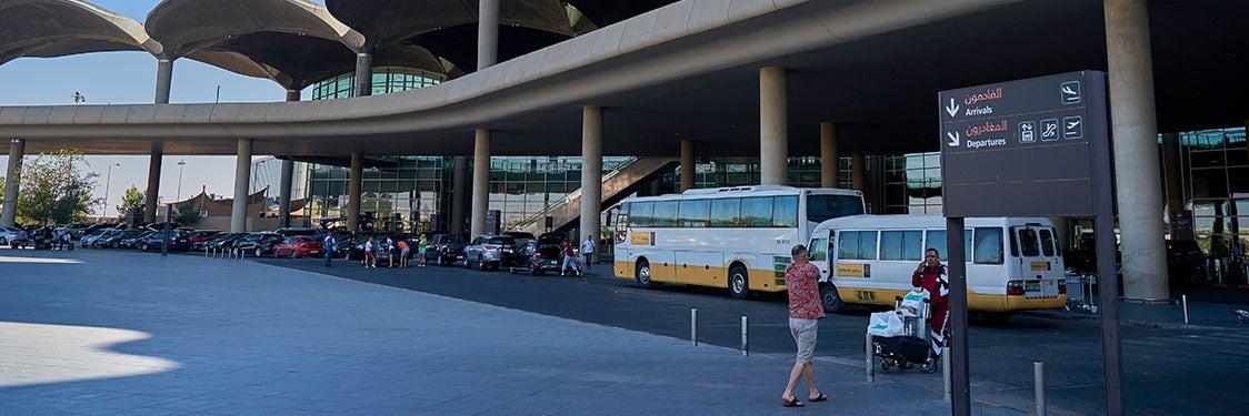 Aeropuerto Internacional Reina Alia