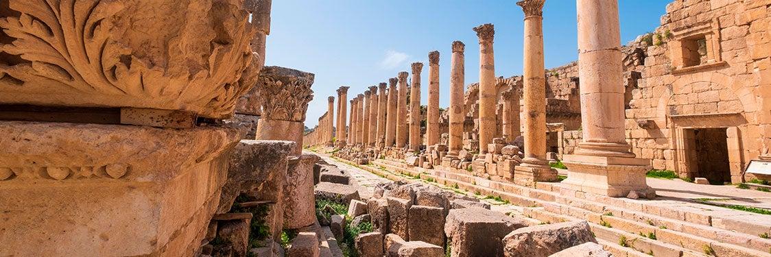 Historia de Jordania