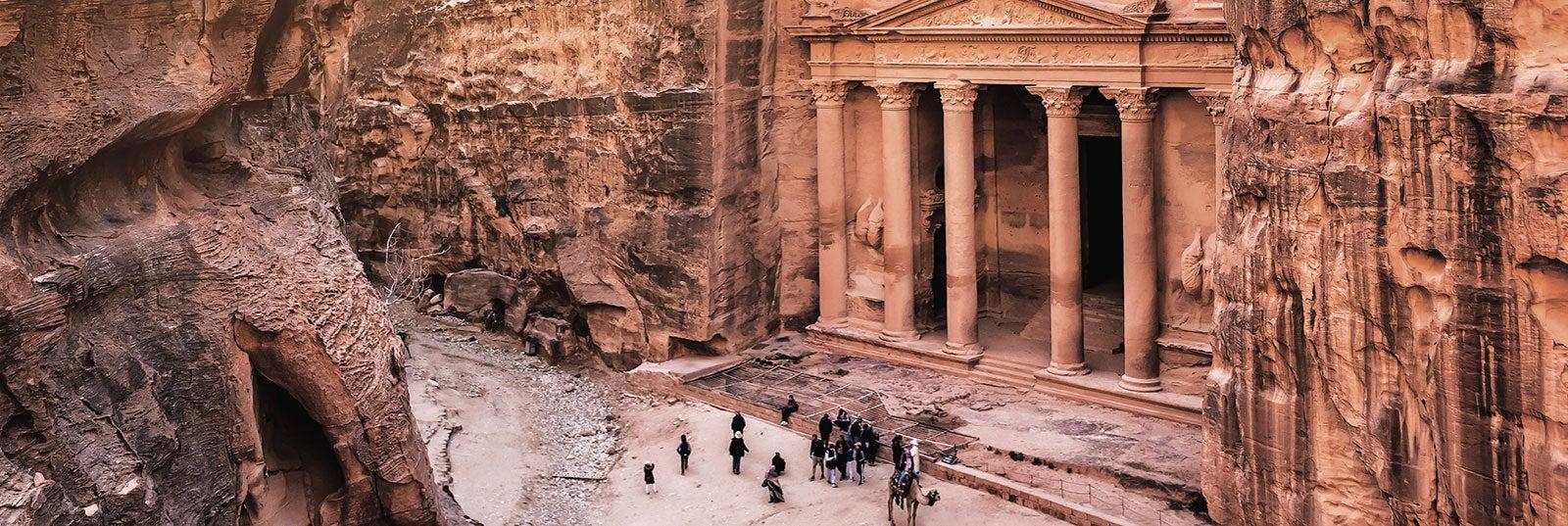 Guía turística de Jordania