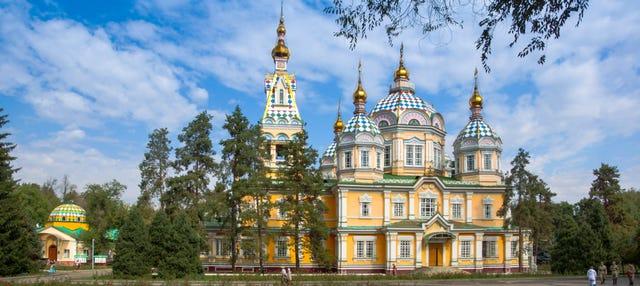 Tour por Almaty y su museo