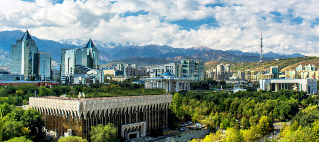 Almaty Guided Tour