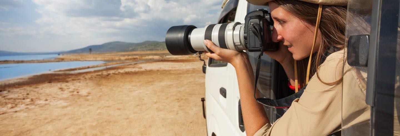 Safari di 6 giorni a Masai Mara, Amboseli e lago Naivasha