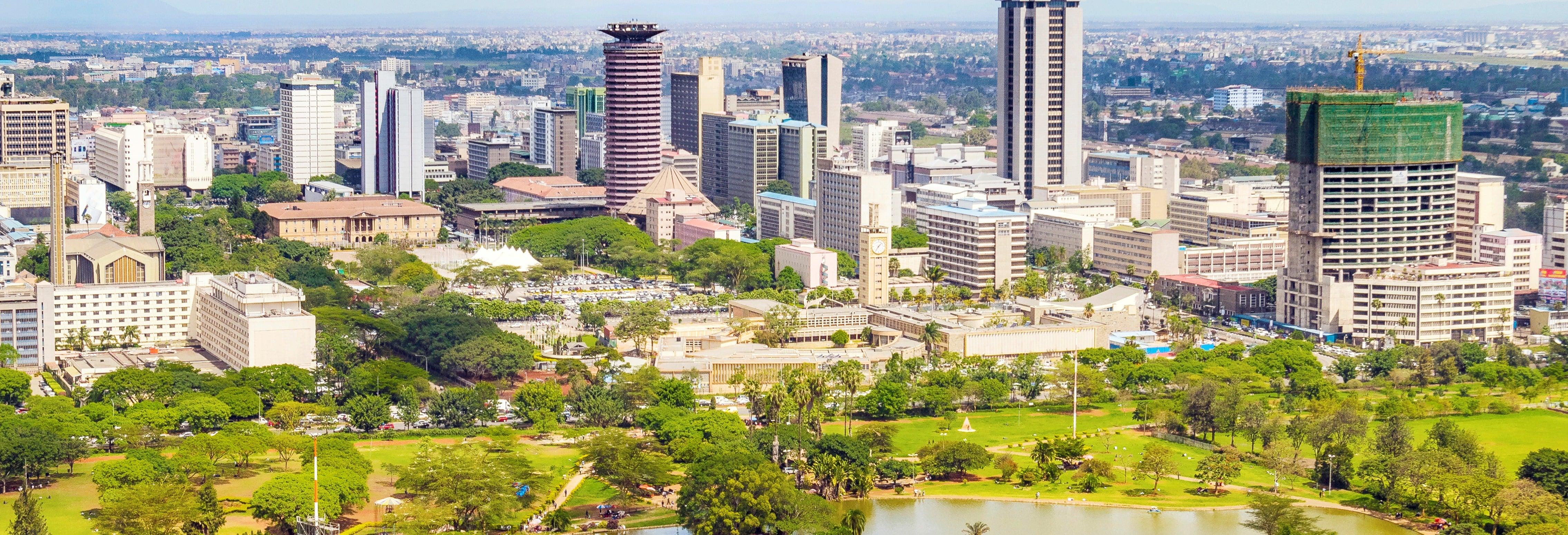 Free tour dans Nairobi