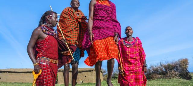 Safari de 2 días por Masái Mara