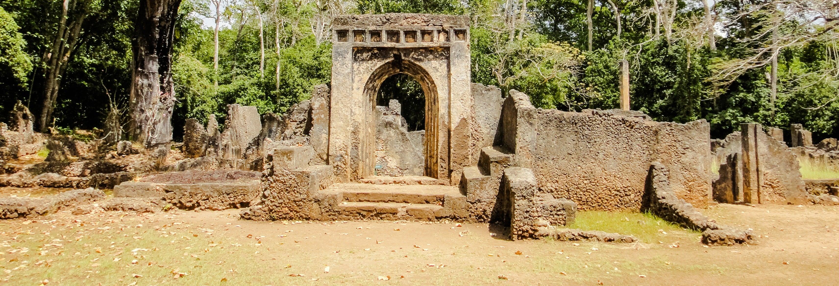 Excursión a las ruinas de Gede