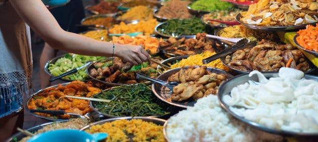 Corso di cucina laotiana con pranzo