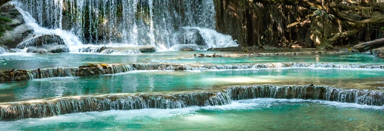 Excursión privada a las cataratas Kuang Si