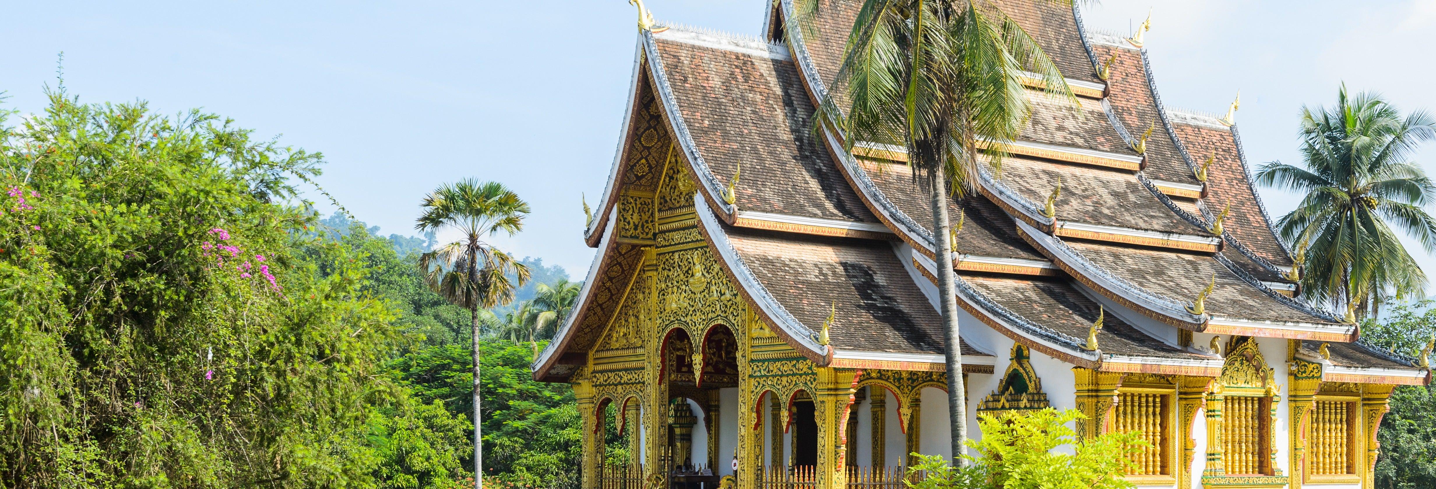 Tour de 3 días por Luang Prabang