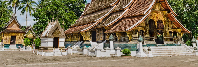 Tour privado de 4 días por Luang Prabang