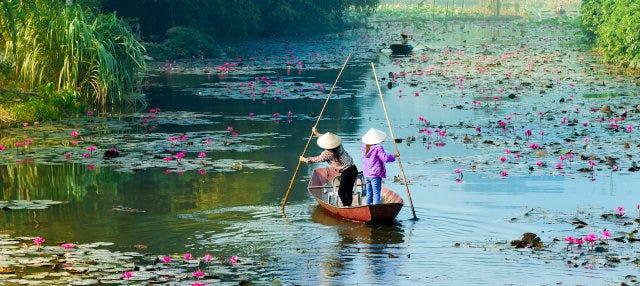 Vietnam, Camboya y Laos en 12 días
