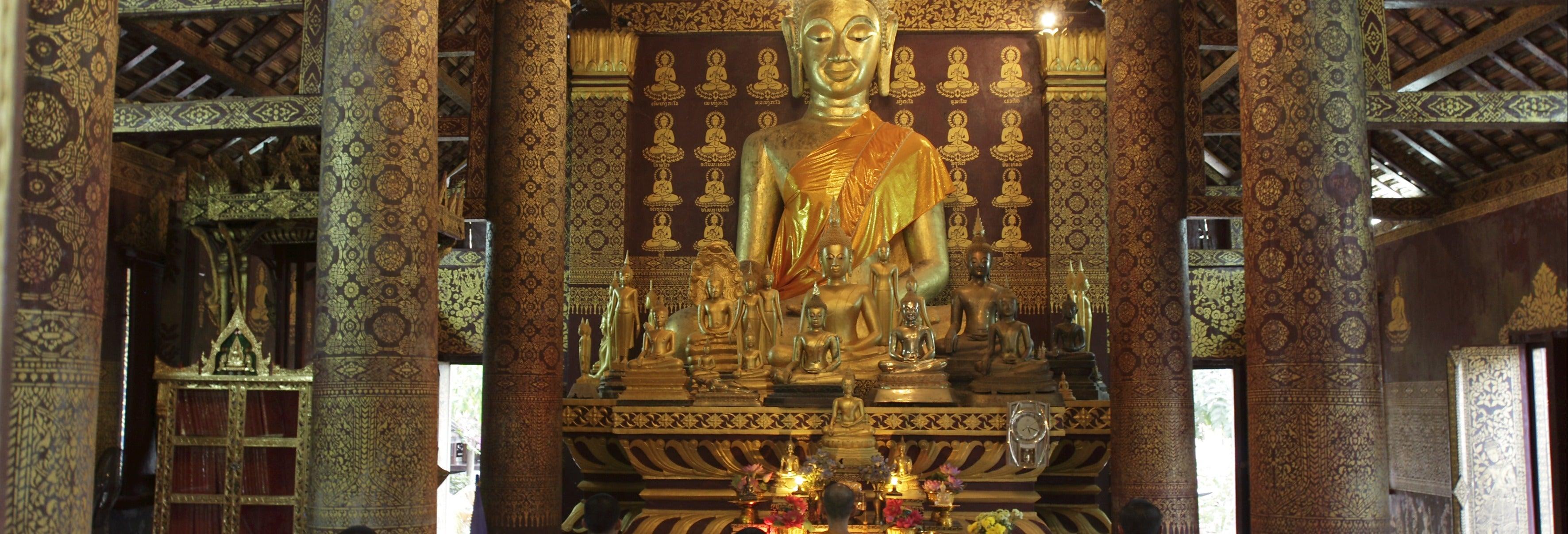 Visita guiada por Luang Prabang