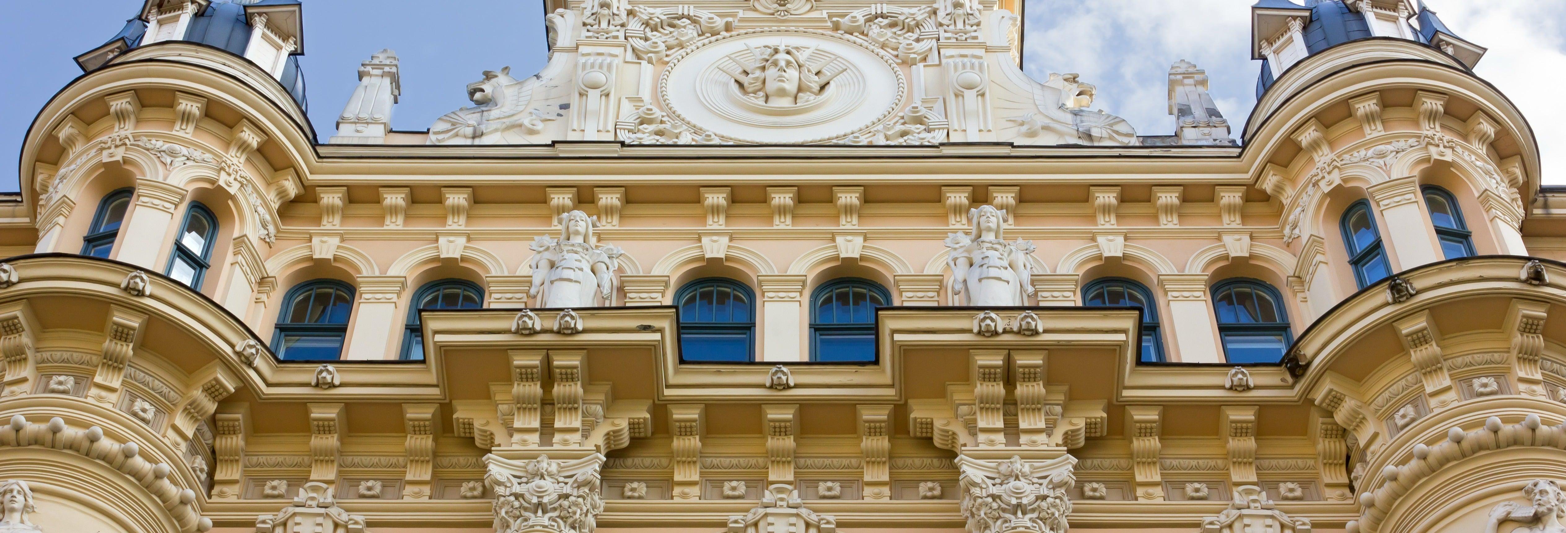 Free tour del Art Nouveau por Riga