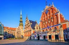 Free tour por Riga