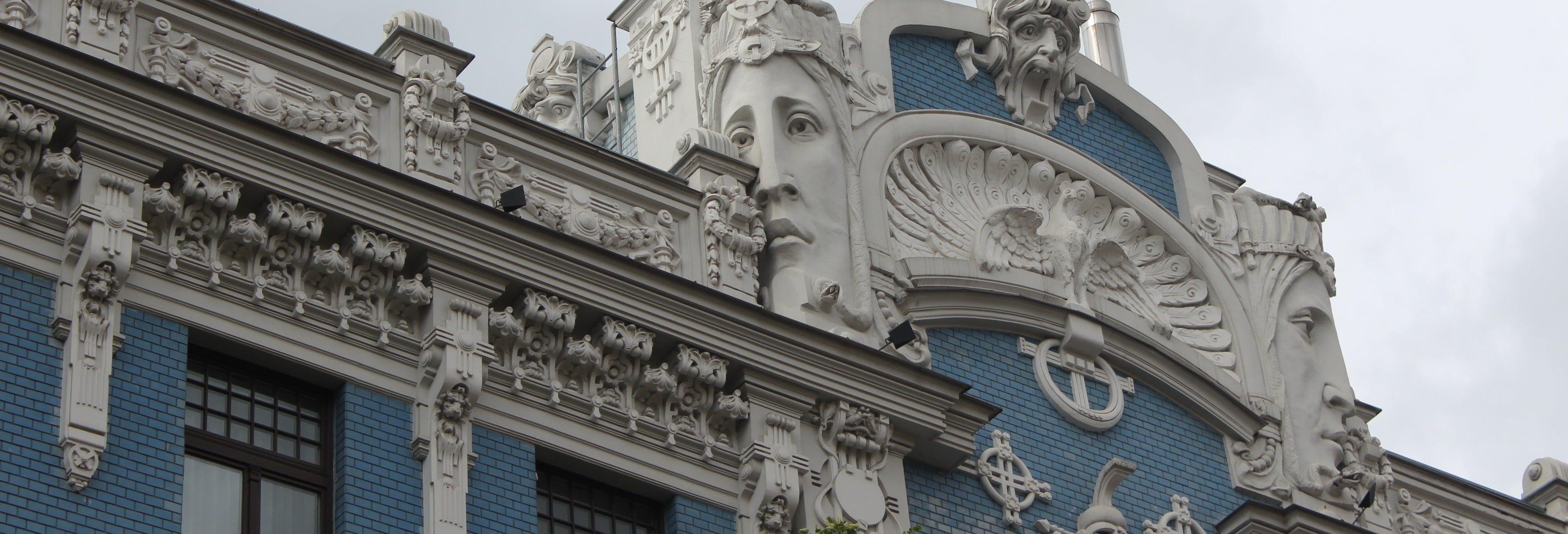 Visite autour de l'Art Nouveau