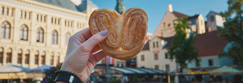 Tour gastronómico por Riga