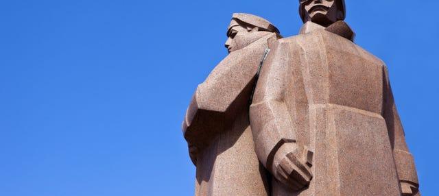 Tour soviético por Riga