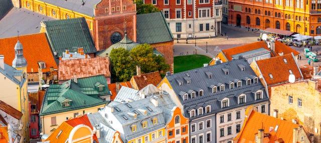 Visita guiada por Riga