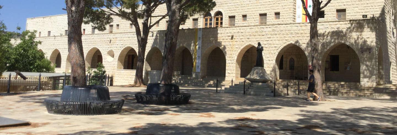 Tour dei monasteri di San Charbel, Santa Rafqa e San Hardini