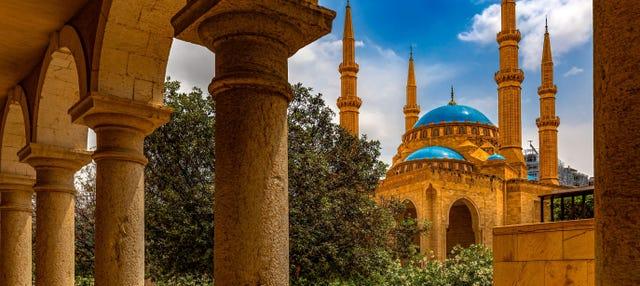 Tour privado por Beirut con guía en español