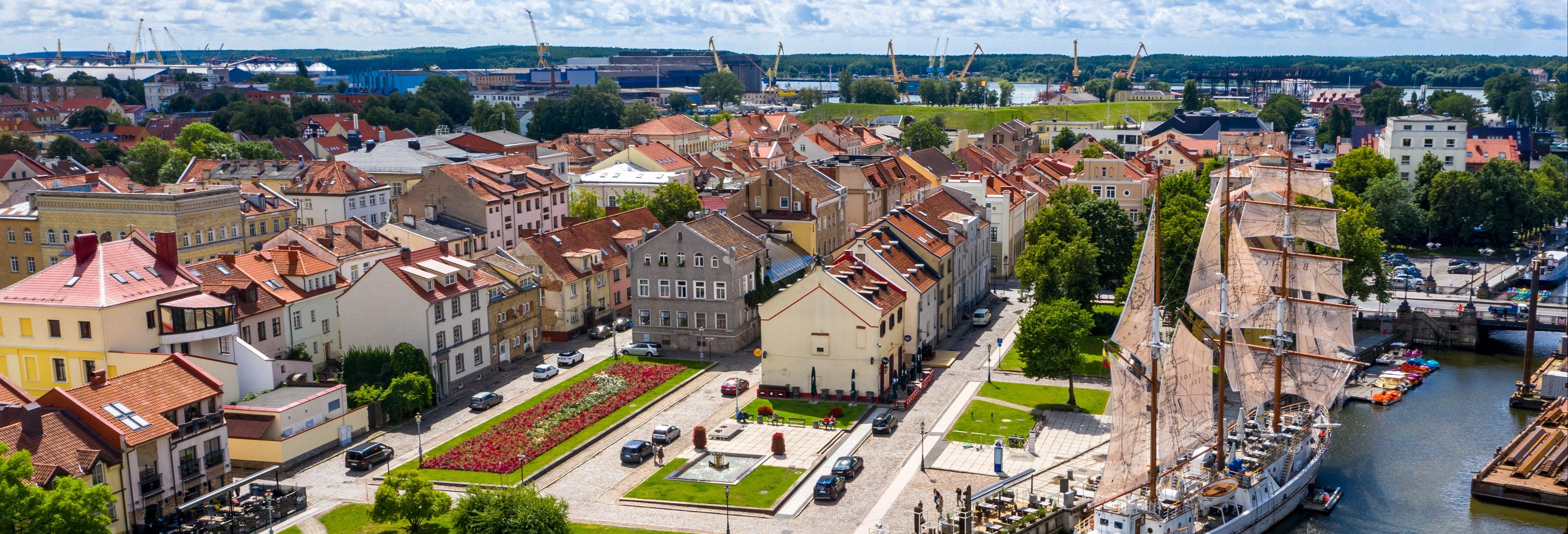 Visite privée de Klaipėda avec guide francophone