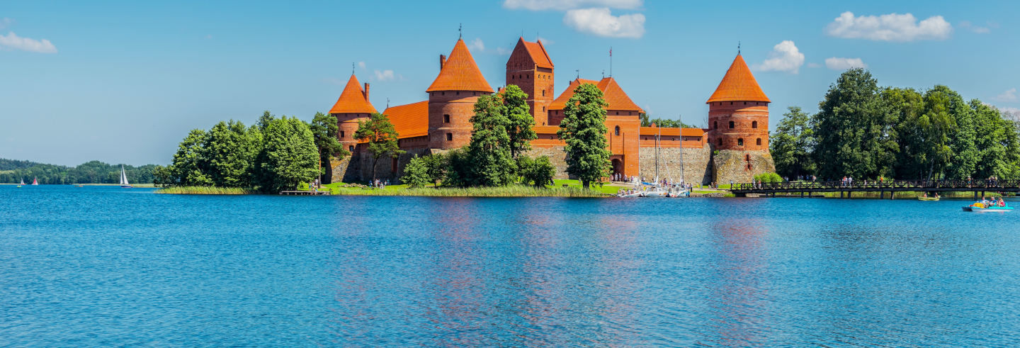 Tour di Trakai in canoa