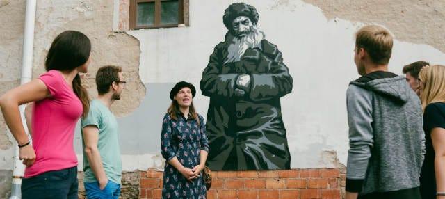 Tour por el barrio judío de Vilna