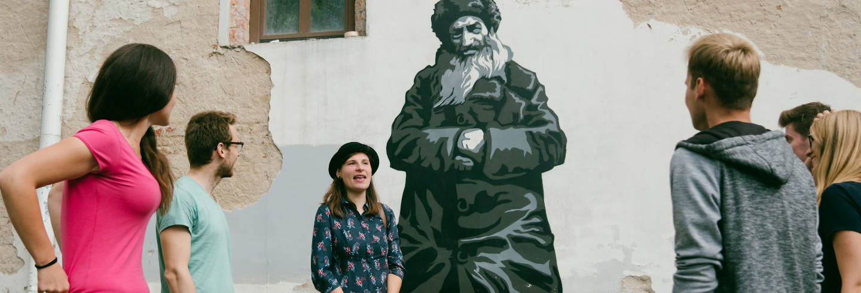 Tour del quartiere ebraico di Vilna