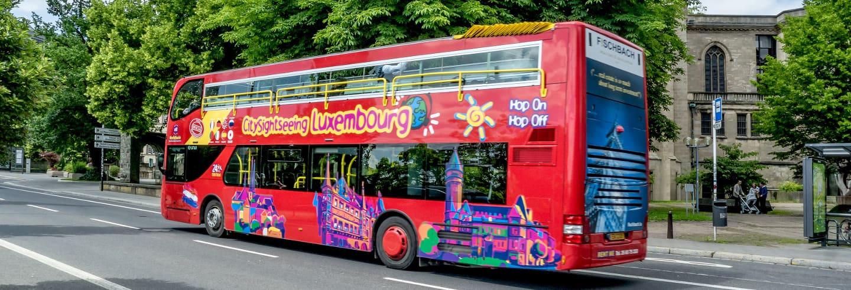 Autobús turístico de Luxemburgo