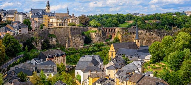 Free tour por Luxemburgo