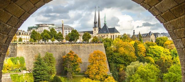 Tour por el Luxemburgo de los años dorados