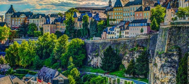 Tour privado por Luxemburgo con guía en español