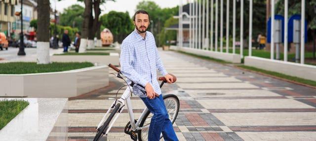 Tour en bicicleta por Macao