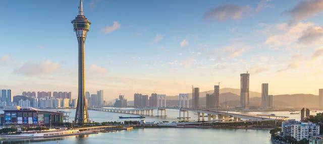 Visita guiada por Macao