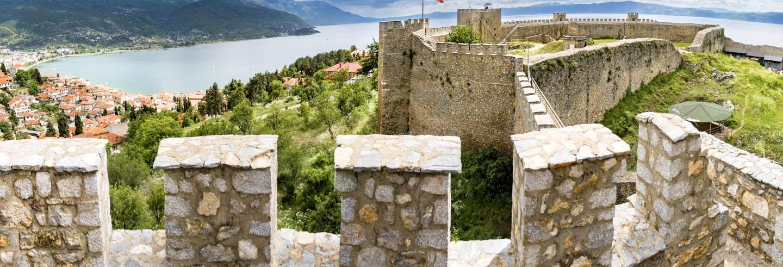 Tour por Ohrid + Mosteiro de St. Naum