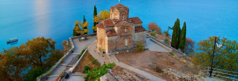 Excursión privada a Ohrid y Mávrovo