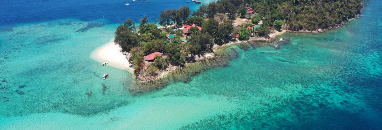 Trip to Manukan and Sapi Islands