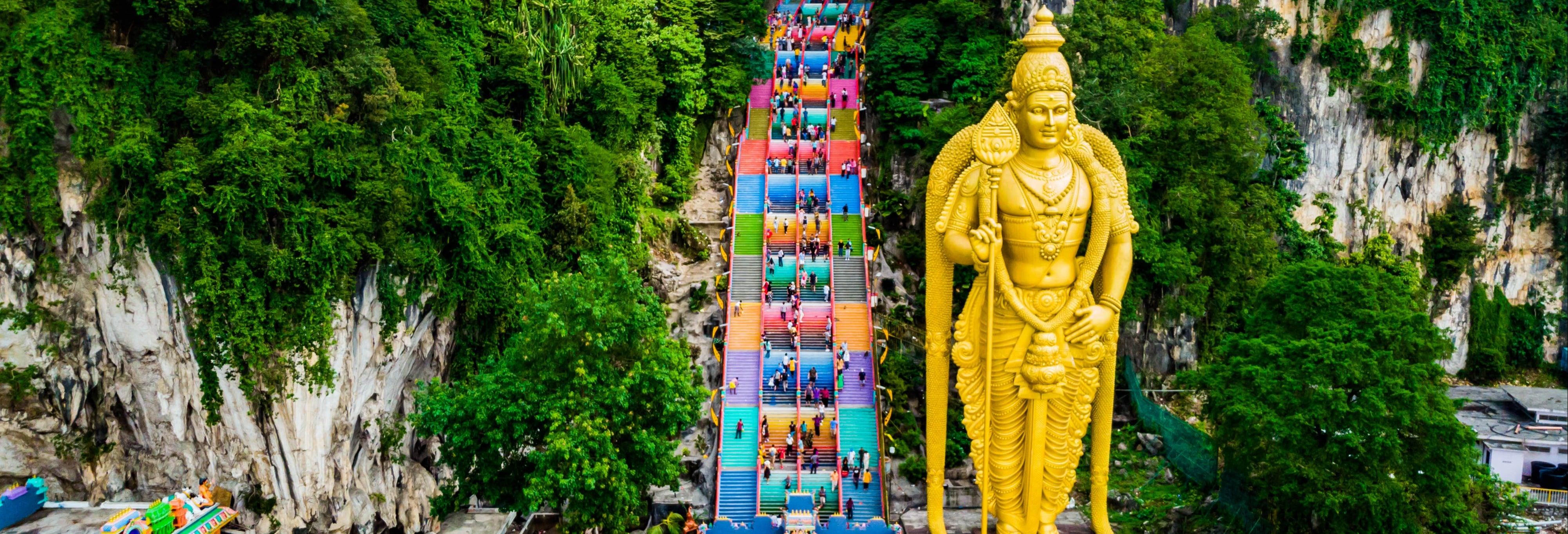 Excursions privées depuis Kuala Lumpur