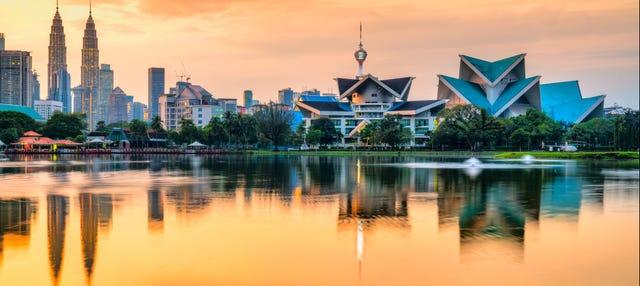 Tour en bicicleta por Kuala Lumpur