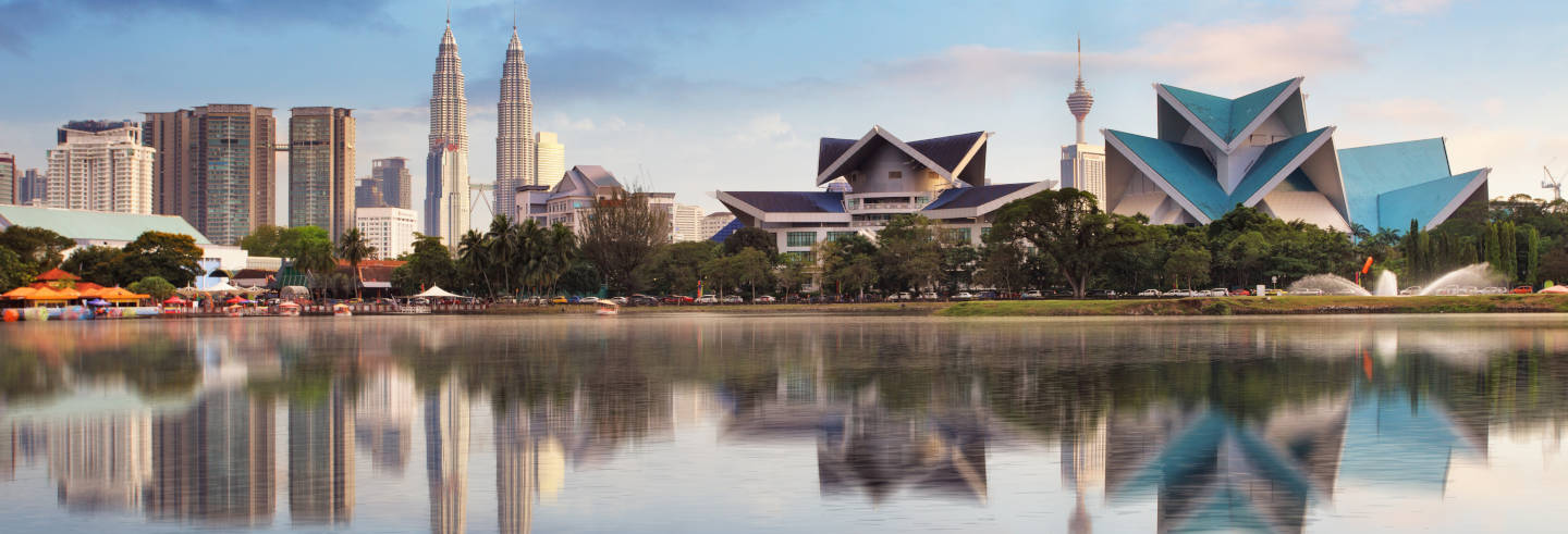 Tour de bicicleta por Kuala Lumpur