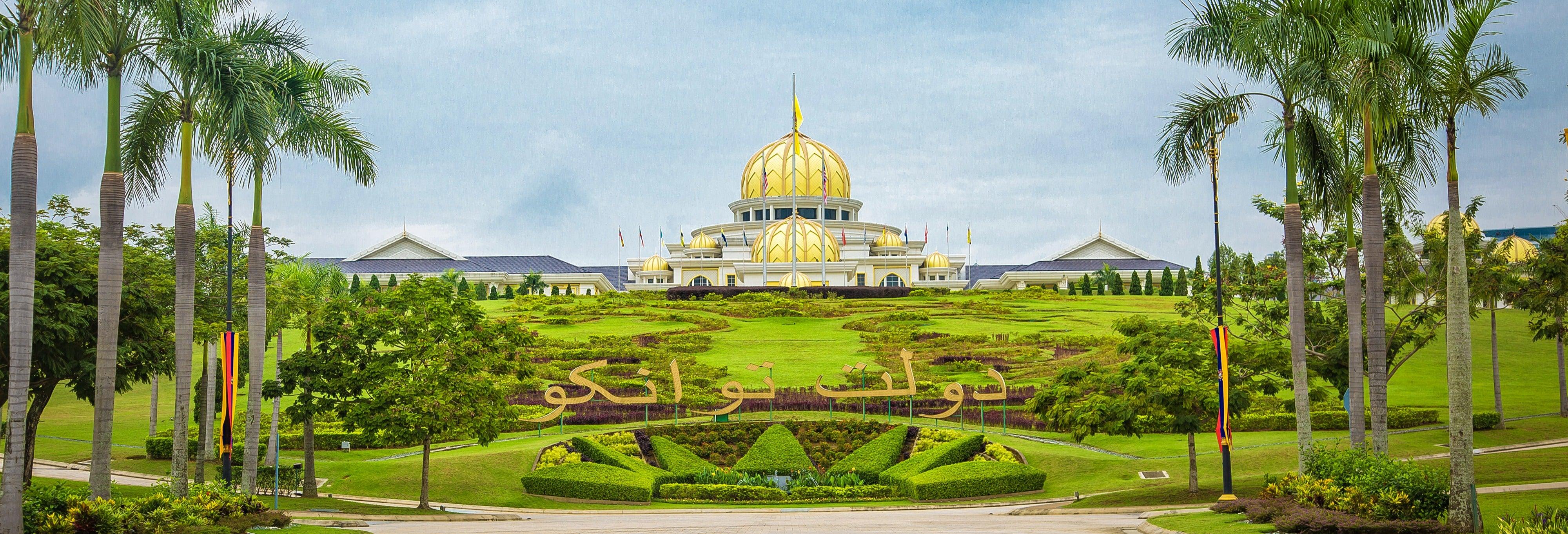 Visita guiada por Kuala Lumpur