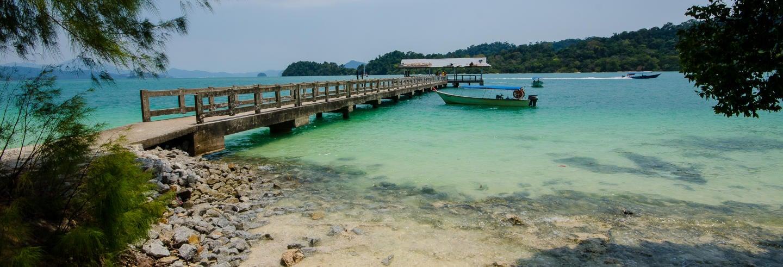 Beras Basah Island Trip