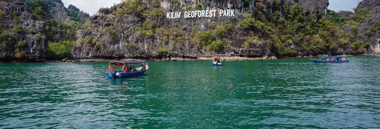Excursão ao parque Kilim Karst