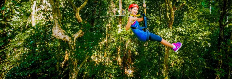 Langkawi Geopark Zipline Adventure
