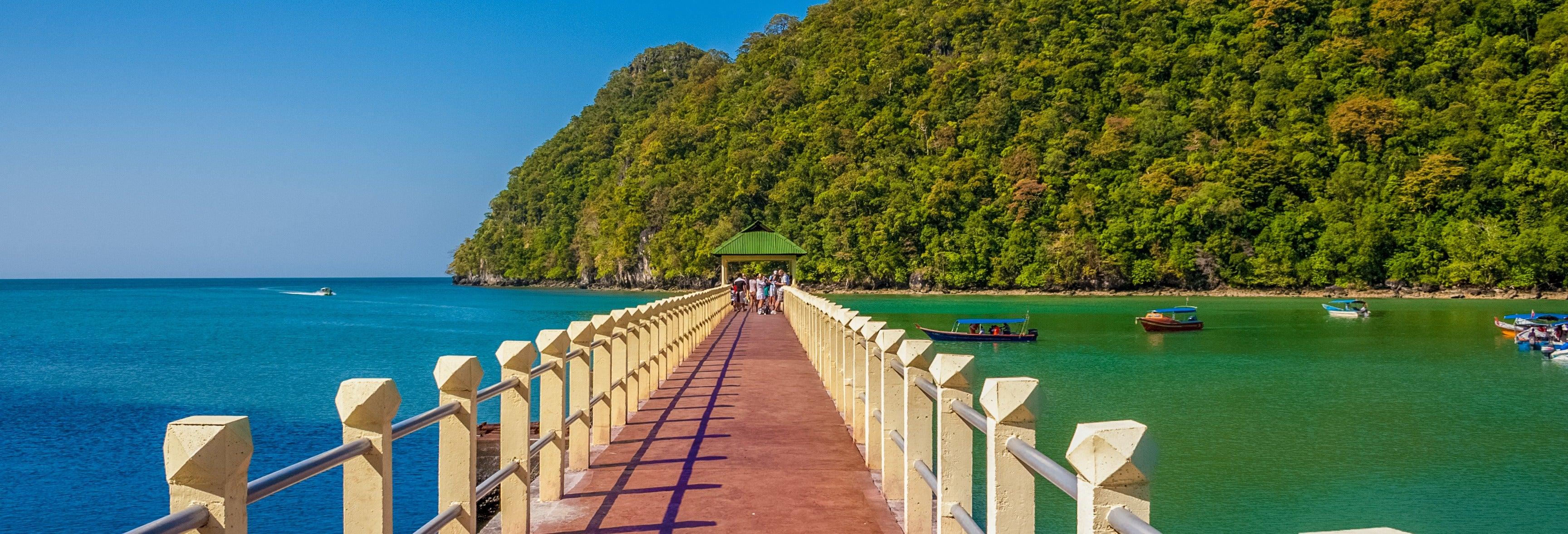 Tour por las islas de Langkawi