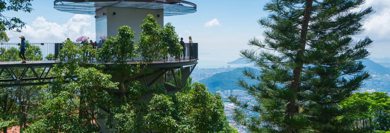 Excursión a The Habitat Penang Hill