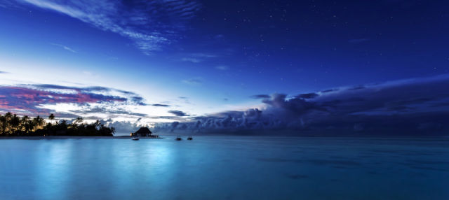 Pêche nocturne à Huraa
