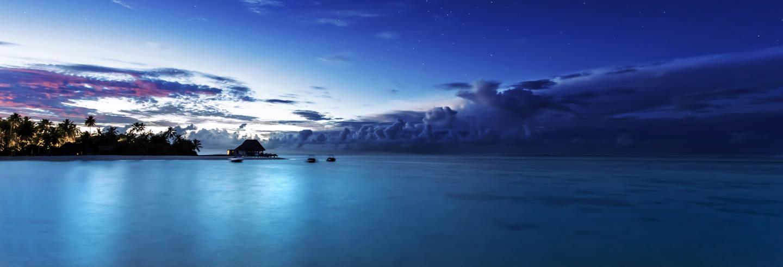 Pesca nocturna en Huraa