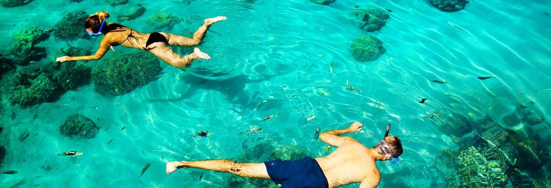 Snorkel en Huraa