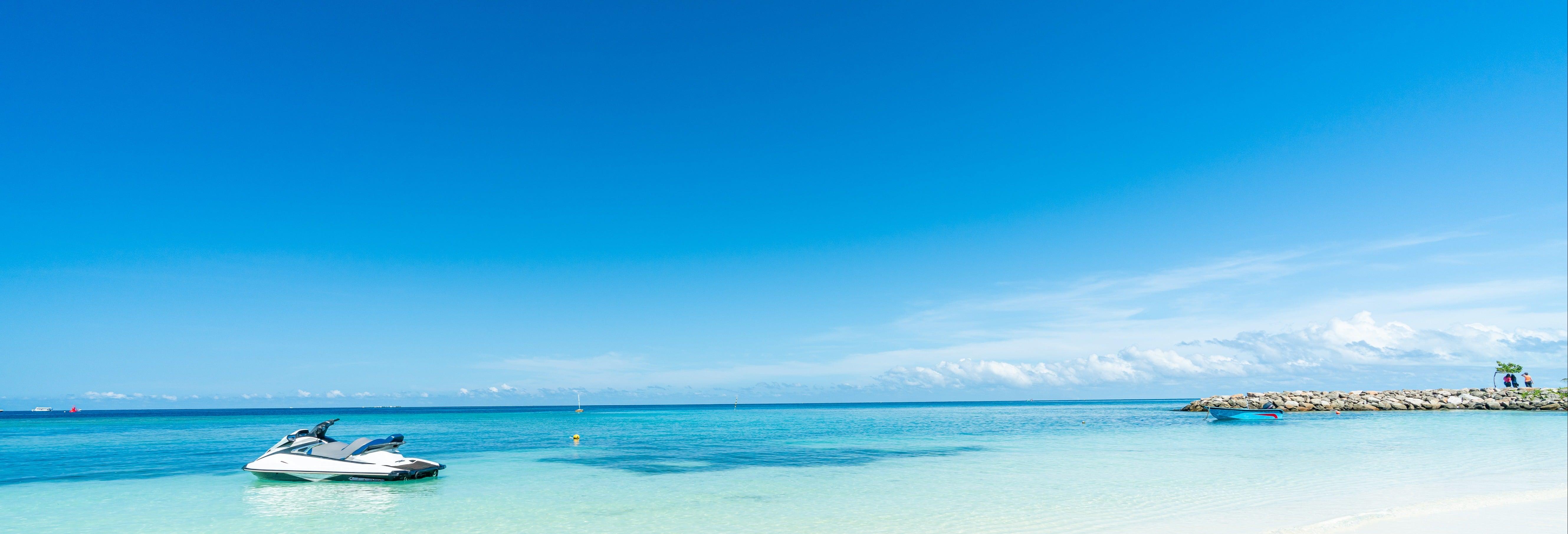 Esquí acuático o wakeboard en Maafushi