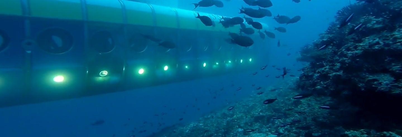 Paseo en submarino por Maafushi
